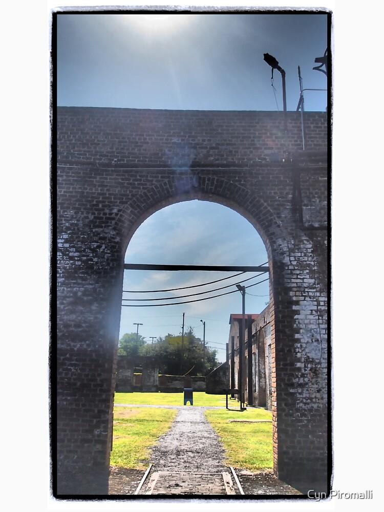 Railway Arch by cyn75