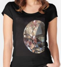 Jewel Reflections Women's Fitted Scoop T-Shirt