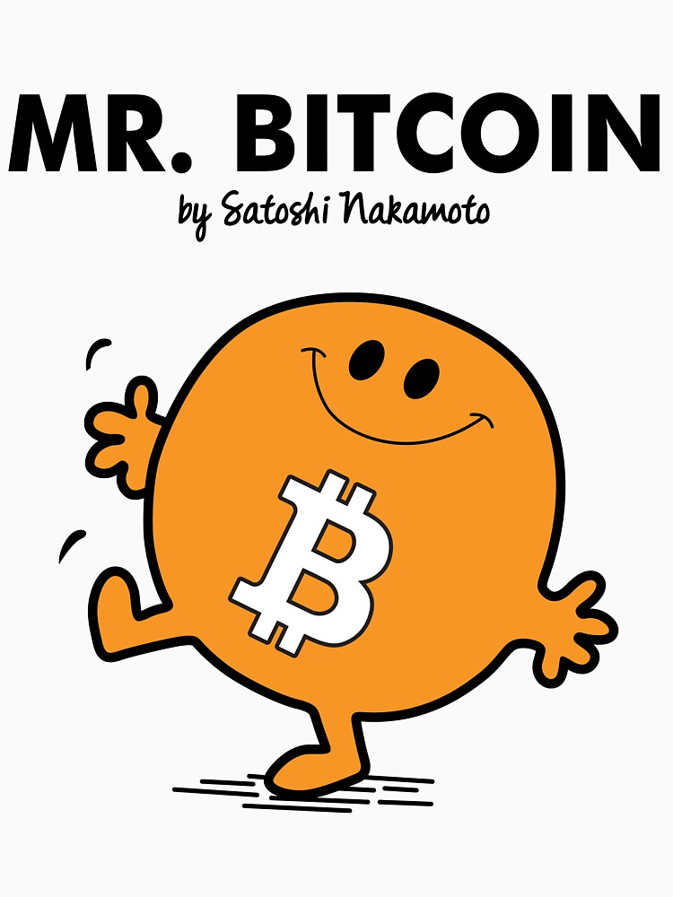 Mr Bitcoin by HodlHard
