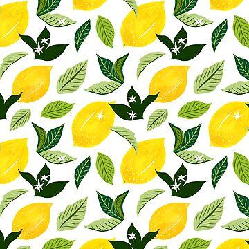 Lemona #illustration #pattern de 83oranges
