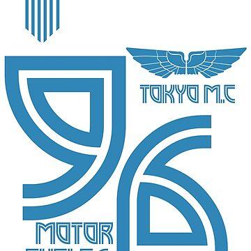 Tokyo MC 96 by marekgorski