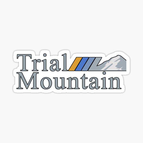 Gran Turismo - Trial Mountain Sticker