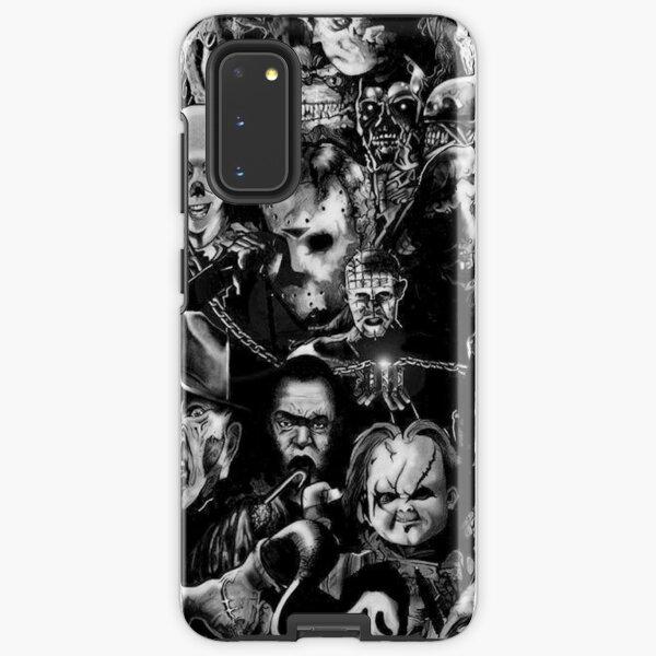 Horror Movie Collage Samsung Galaxy Tough Case