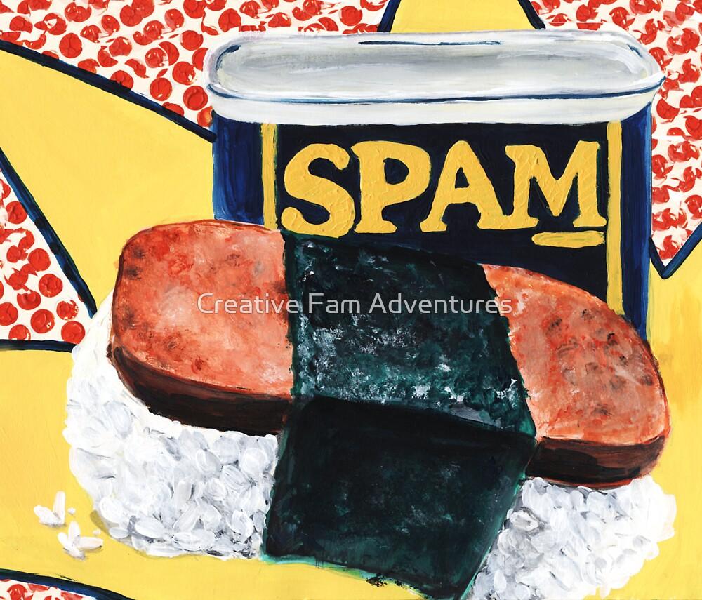 SPAM by Violettt