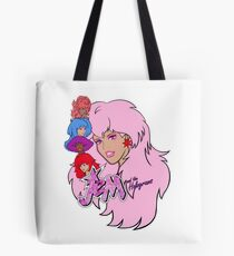 Jem and the Holograms Tote Bag