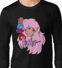 Jem and the Holograms Long Sleeve T-Shirt