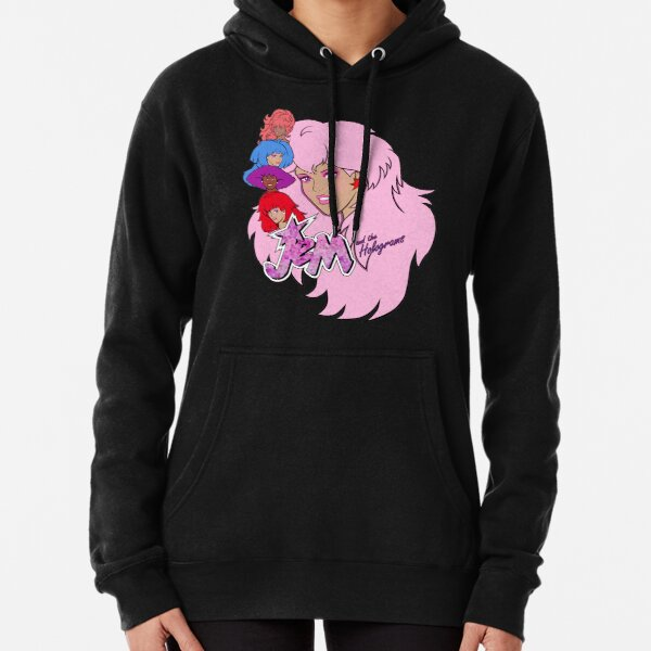 Jem and the Holograms Pullover Hoodie