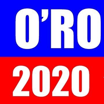 Beto O'Rourke for President 2020 Sticker Decal Shirt Mug by merkraht