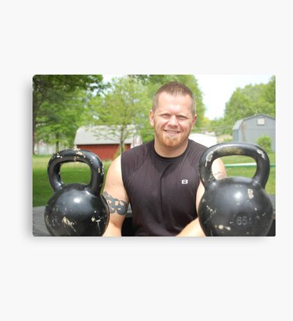 John Harrison, HKC Instructor (#2) Metal Print