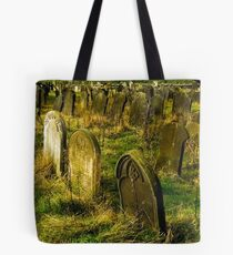 Neglected Graves Tote Bag
