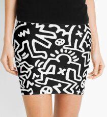 Minifalda Sociedad de Keith Haring
