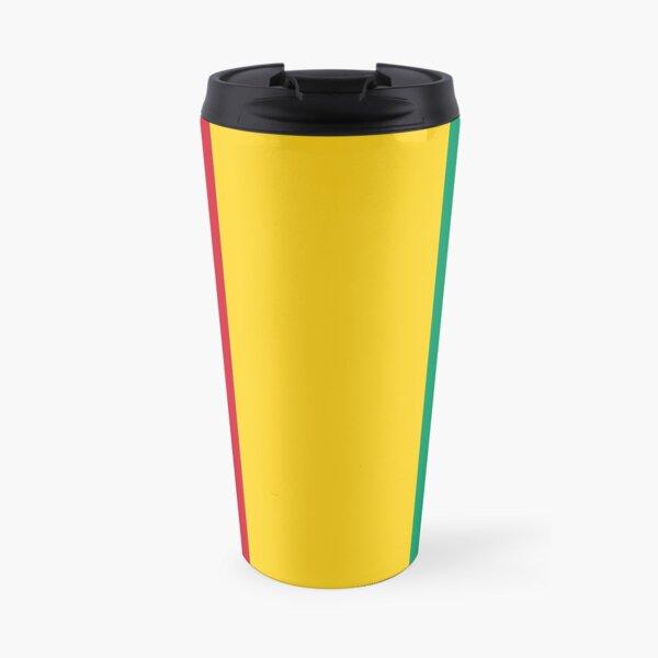 The Guinea Flag Travel Mug