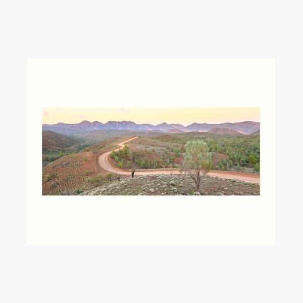 Bunyeroo Valley, Flinders Ranges, South Australia Art Print