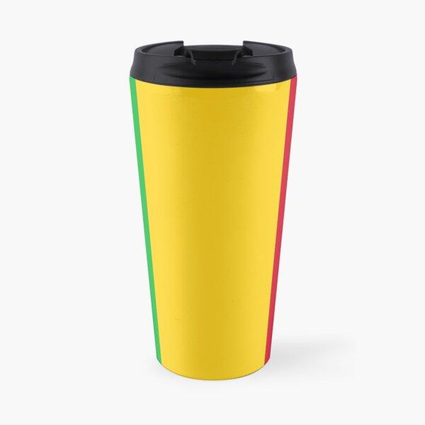 The Mali Flag Travel Mug