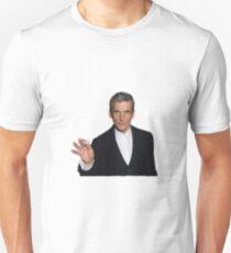 Doctor Who - Listen (Peter Capaldi) Unisex T-Shirt