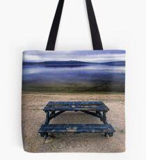 No Picnic at the Beach Tote Bag