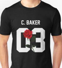 5cef8af677ad Cash Baker - Rose Slim Fit T-Shirt