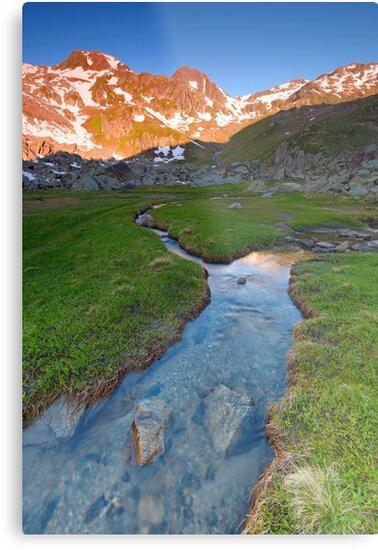« A la source du Rhin » par Jean Isenmann