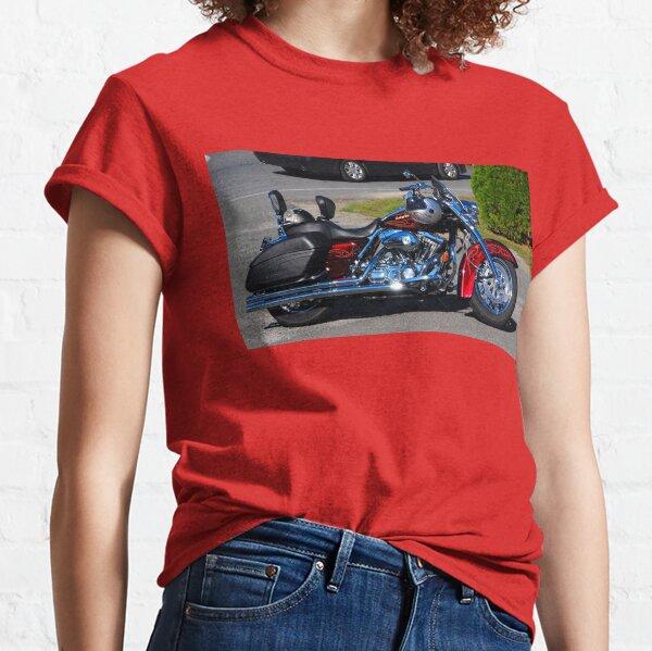 T-Shirt AMERICAN TRADITION BIKER ROUTE 66 V8 USA KUSTOM 50s BIKE MOTORRAD 743