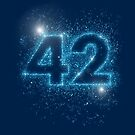 42 by drsimonbutler