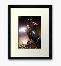 Lupe Fiasco Framed Print
