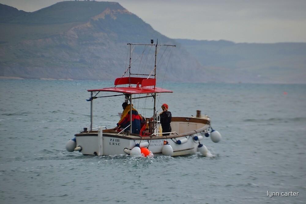 Lyme Regis Sailing Club Dorset UK by lynn carter
