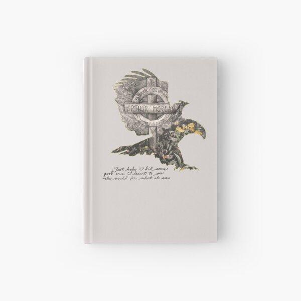 Arthur Morgan's Legacy Hardcover Journal