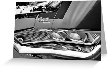 68 Chevelle by Mark Bolen