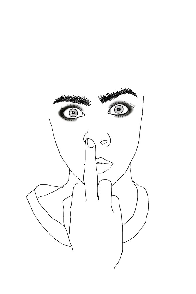 Cara Delevinge by Madebyanonymous