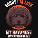 Havanese niedliches Hundet-shirt von Viral-Designs