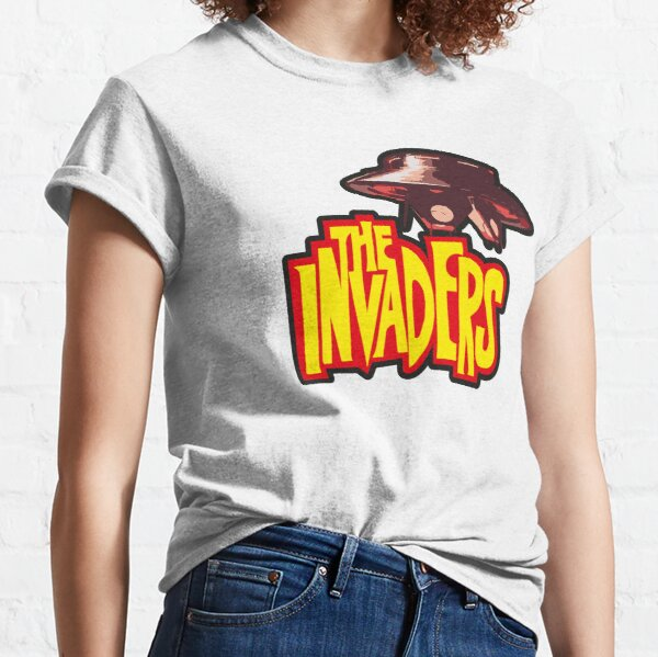 THE INVADERS BY JM Classic T-Shirt
