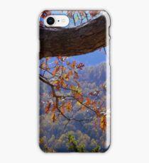 BLUE RIDGE -8   ^ iPhone Case/Skin