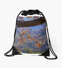 BLUE RIDGE -8   ^ Drawstring Bag