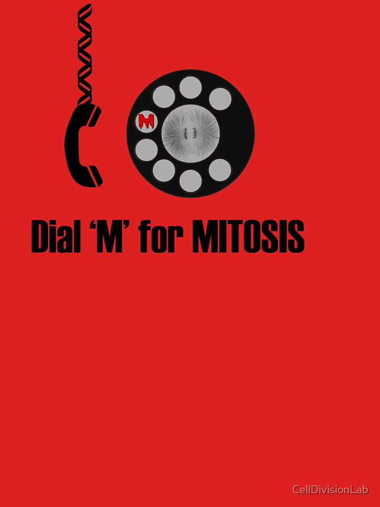 Dial 'M' for Mitosis by CellDivisionLab