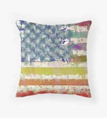 American Rainbow VIII Floor Pillow