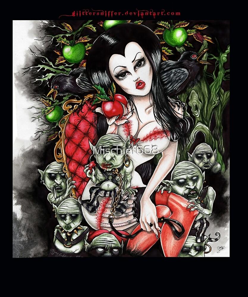 snow white by Mischief668