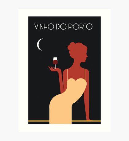 Vinho do Porto Art Print