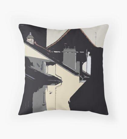 Asnières WV2 Throw Pillow