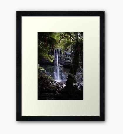Russell Falls Framed Print