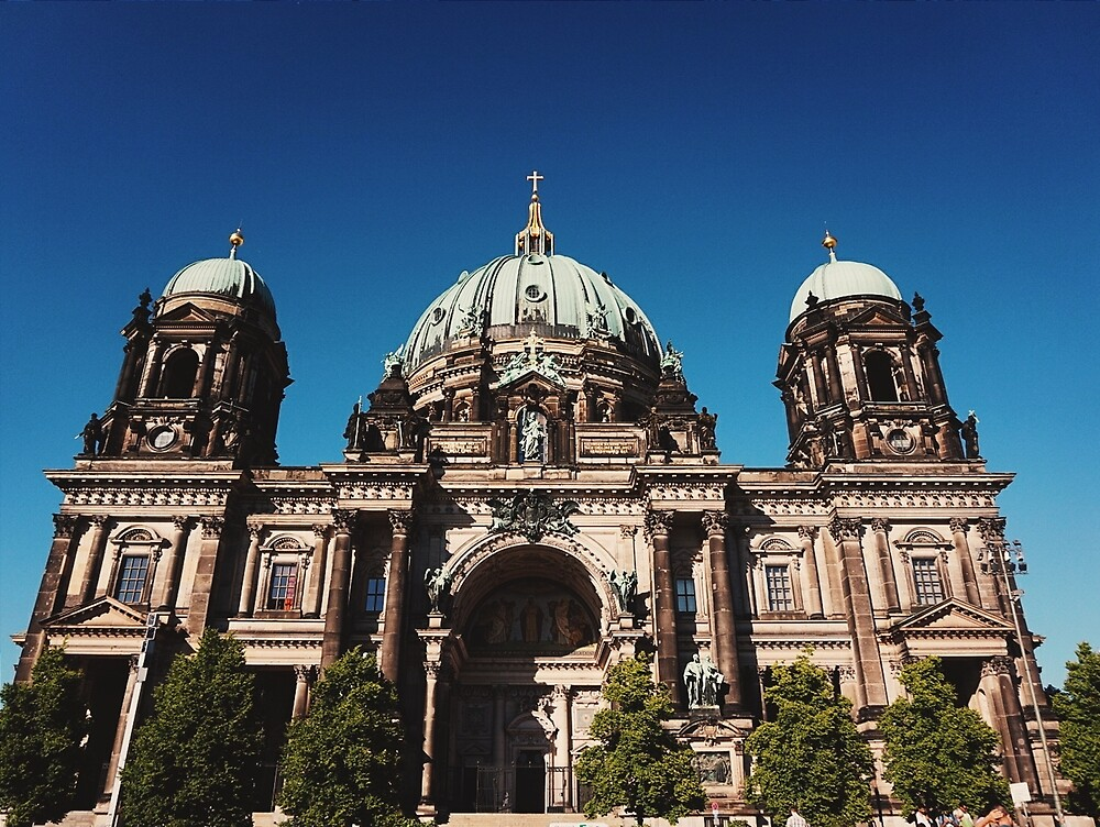 Berliner Dom by karlmagee