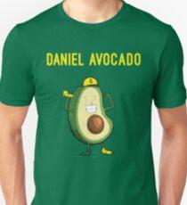 Daniel Avocado Rennfahrer Slim Fit T-Shirt