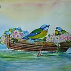 ROW THE BOAT by Marilyn Grimble