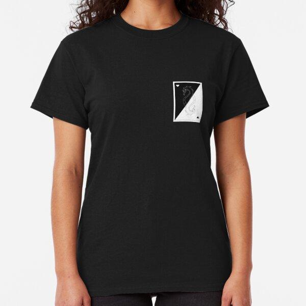 Nessie Ace of Hearts - 10th Fleet Logo Classic T-Shirt