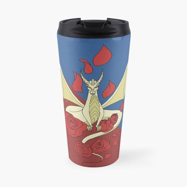 Meadow Wings Heraldry Travel Mug