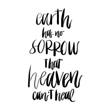 earth has no sorrow that heaven can't heal, come as you are, david crowder by dariasmithyt