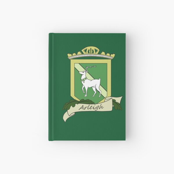 Arms of the House of Arleigh Hardcover Journal