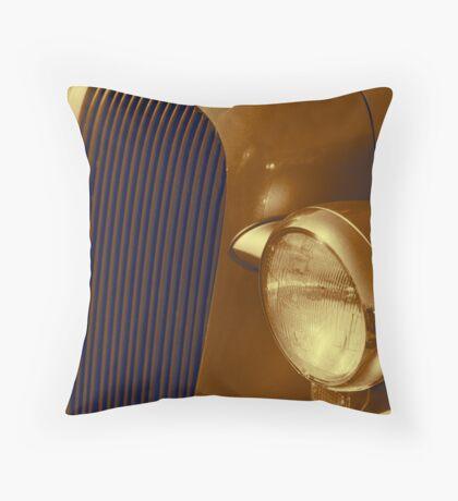 Warm Classic Throw Pillow