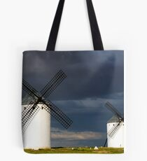 """The Route of """"Don Quijote"""" Tote Bag"""