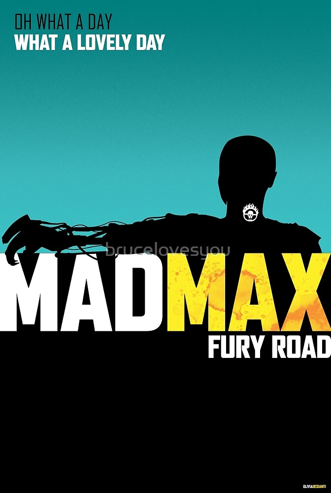 MADMAX: Fury Road by brucelovesyou