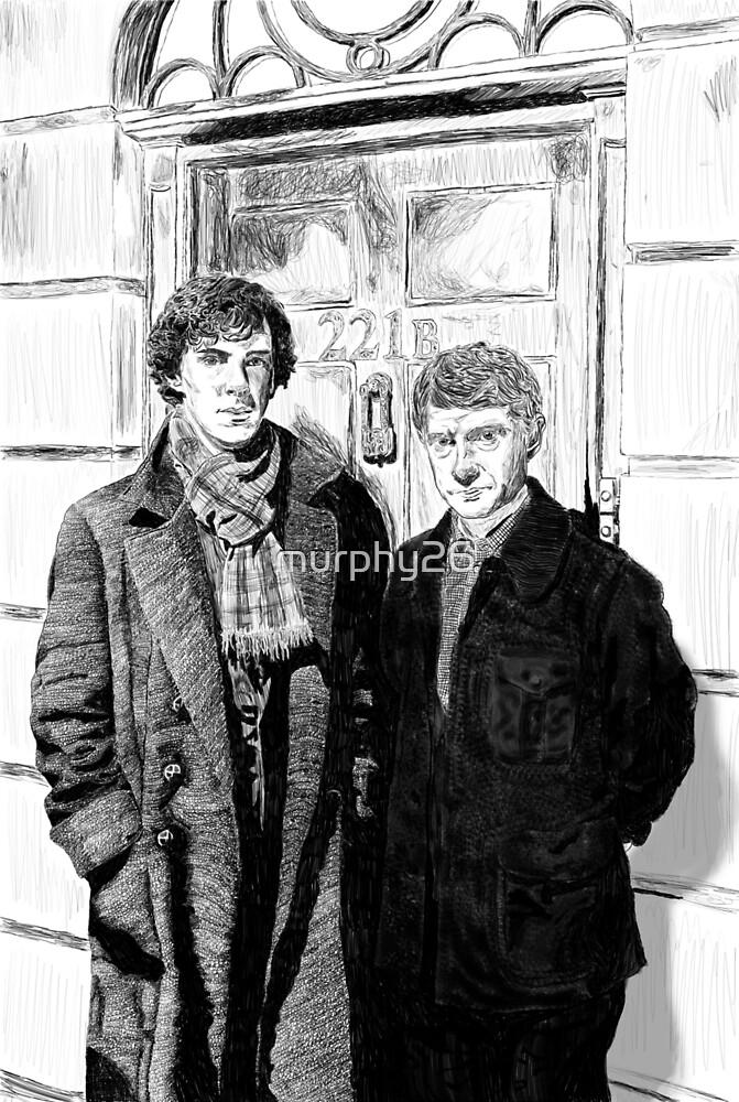 221 B Baker Street by murphy26